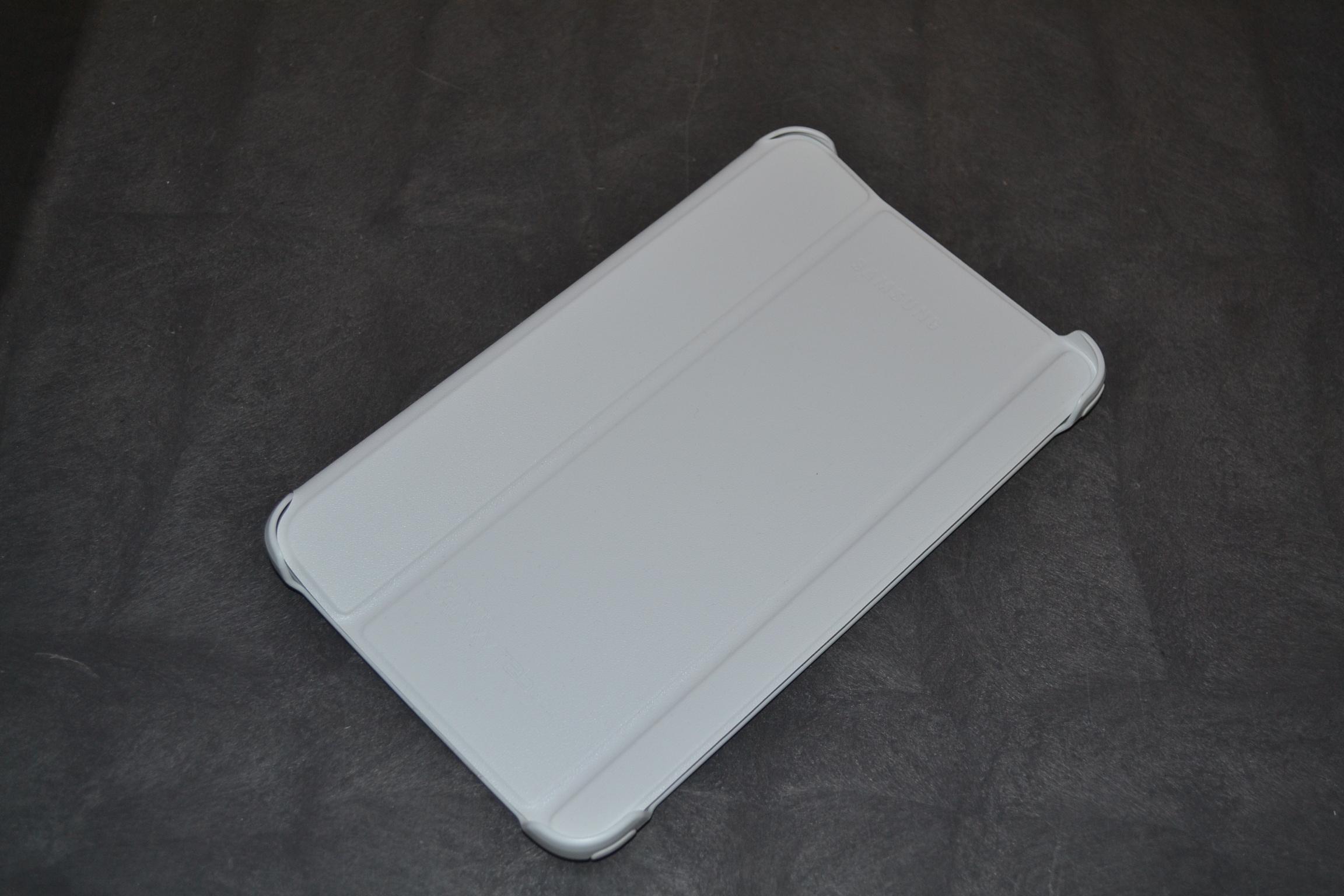 Samsung Galaxy Tab 3 Lite Book Cover EF-BT110WWEGUJ White Folding